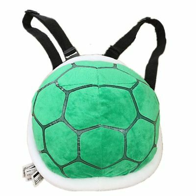 Super Turtle Backpack Cartoon Animal Schoolbag Tortoise Mario Shell Doll Kids