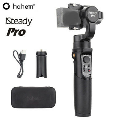 iSteady Pro 3-Axis Handheld Stabilizer for Action Camera For GoPro Hero YI SJCAM