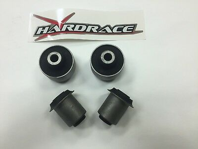 Hardrace Front Lower Arm Bushes Hardened Rubber Honda DC5 EP1 EP2  (In stock)