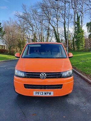 Vw t5 camper hire @ valley campers
