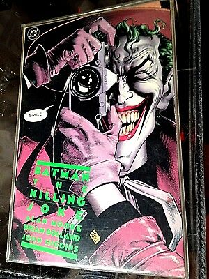 Batman: The Killing Joke 1st Print!The Very best condition in the world!