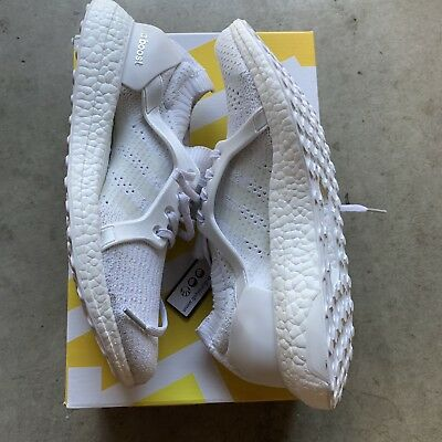 78276fc1c5b adidas Womens Ultra Boost X BB3433 - White   Grey Size 11 New MSRP  200