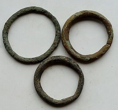 Lot Of 3  Celtic Wheel Money