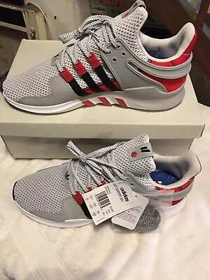huge selection of 45806 fbc59 ADIDAS X OVERKILL EQT Support Adv. 'Coat of Arms' NIB - Men's Size 13