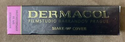 DERMACOL Filmstudio Barrandov Prague Make-up cover - BNIB #223