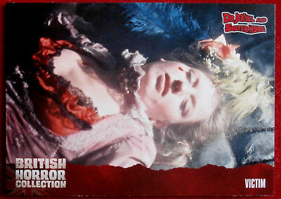 BRITISH HORROR COLLECTION - Dr Jekyll & Sister Hyde - VICTIM - Card #41
