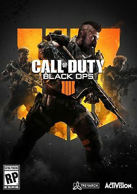 Call of Duty Black Ops 4 Art Silk Poster 8x12 24x36 24x43
