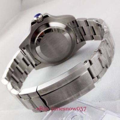 20mm 316L stainless steel solid bracelet fit 40mm bliger mens watch band