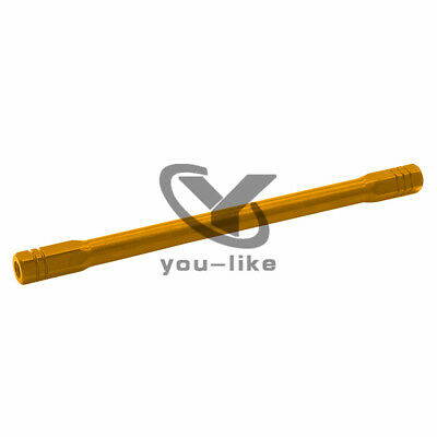 CNC Motorcycle Aluminum Gear Lever Link Rod Shifter Linkage Bar For 50-28mm Gold