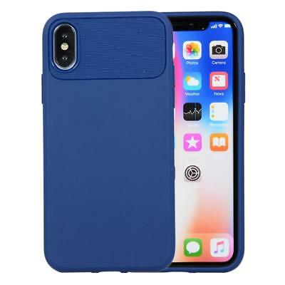 Ultra-Thin Color Soft Silicone TPU Case Cover For Apple iPhone XS Max XR X 8 7 6