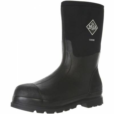Muck Boots CHM-000A Men's Chore Classic Mid Rubber Boots CHM-000A-BL-090 9