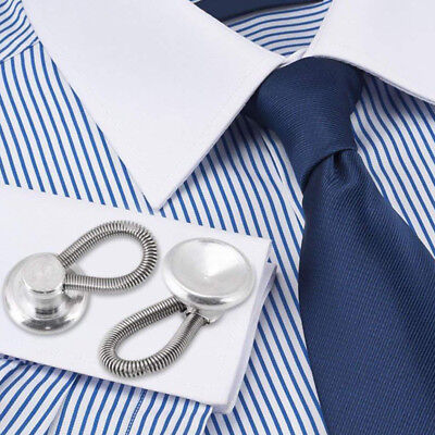 6Pcs/Set Shirt Collar Extenders Wonder Button extender Best Quality Dress Shirts