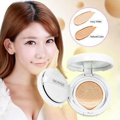 Bioaqua Air Cushion BB Cream Concealer Moisturizing Foundation Makeup