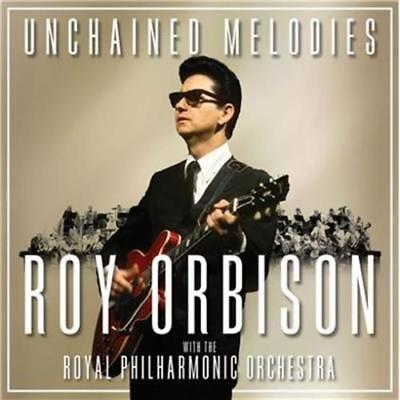 Roy Orbison Unchained Melodies Royal Philharmonic Orchestra CD NEW unsealed