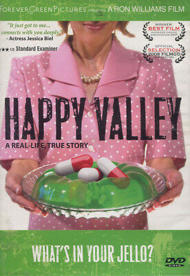 Happy Valley (DVD, 2008) Ron Williams