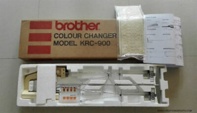 WeaveR Color Changer KRC900 for Brother 4.5mm & 9mm Knitting Machine KR838 KR260