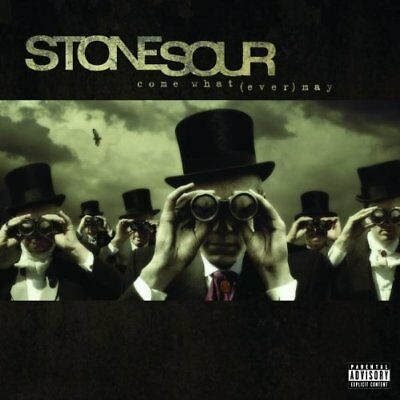 Stone Sour - Come What(ever) May CD NEW