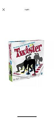 Hasbro Twister The Classic Family Game With 2 More Moves