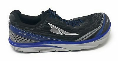 Altra Torin IQ Men's Road Running Shoe, Black/Blue, 12 Used