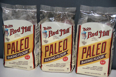 Bob's Red Mill Paleo Baking Flour 3 Lbs (3-pack of 16 oz)
