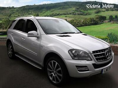 2011 MERCEDES BENZ M CLASS ML350 CDI BlueEFFICIENCY Grand Edition TipAuto