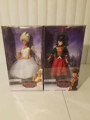 Barbie The Nutcracker And The Four Realms Ballerina of the realms Doll New!