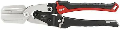 Milwaukee Pipe Crimper 5-Blade 1-Thumb Lock Rust-Resistant Over Mold Handles