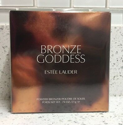 Estee Lauder Bronze Goddess Powder Bronzer  02 MEDIUM 21g / 0.74oz New in Box
