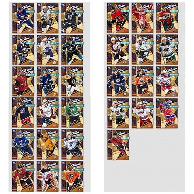 18-19 PARADE COMPLETE SET OF 30 CARDS Topps NHL Skate Digital
