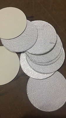 5000pcs For induction sealing 55mm glass bottle lid liners seals T