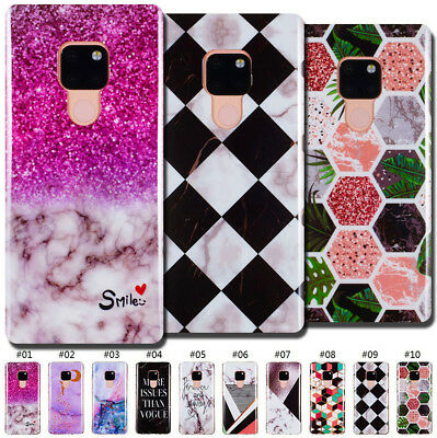 For Huawei Cute Soft Back Fashion TPU Protective Shell Rubber Case Cover Skin