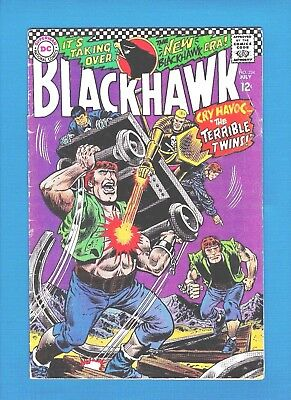 Blackhawk #234 (July 1967) Vg+