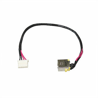AC DC POWER JACK CABLE HARNESS for Acer Aspire M5-583 M5-583P-6428 M5-583P-5859