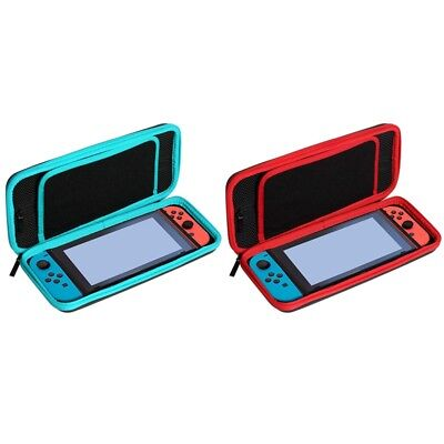 Carrying Case for Nintendo Switch - Portable Protective Travel Hard Shell  W9G1)