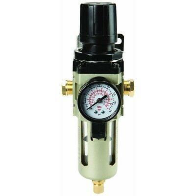 Air Compressor Filter Dryer >> Air Compressor Filter Pressure Regulator Dryer Water Moisture Trap Filter 3 8