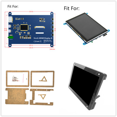 HYPERPIXEL 4 0 HI-RES TFT LCD Touchscreen Display HAT for