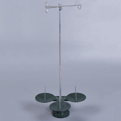 1Pc 3-Spool Thread Stand Rack For All Industrial and Domestic Sewing Machine