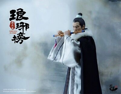 WEN DAO 1/6 WD01 Nirvana in Fire Movie Star Hugo Action Figure Collection