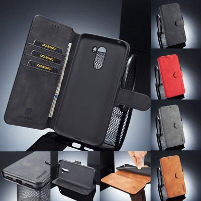 For Xiaomi Pocophone F1 Shockproof Magnetic Flip Card Wallet Leather Case Cover
