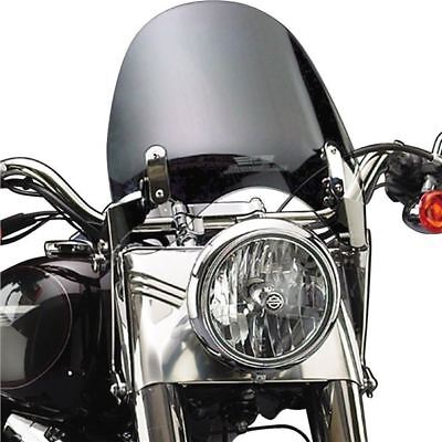 National Cycle SwitchBlade Deflector Quick Release Windshield - HARLEY-DAVIDSON