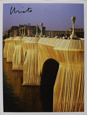 Cristo - Wrapped, the pont neuf