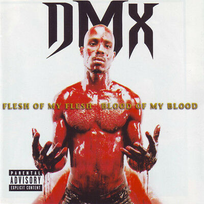 DMX ‎– Flesh Of My Flesh Blood Of My Blood CD Def Jam Recordings ‎NEW