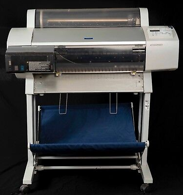 Epson Stylus Pro 7600 Large Format Printer with Stand (Local Pickup)