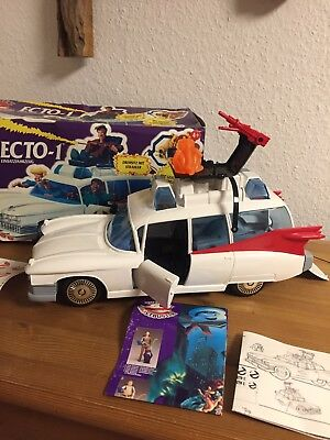 The Real Ghostbusters ECTO 1, Neu mit OVP