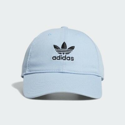 1ba82e517d0 Brand New Official adidas Originals Relaxed Strapback Adjustable Hat BH7130   24
