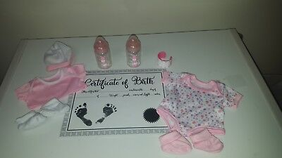 Baby doll accessorie lot