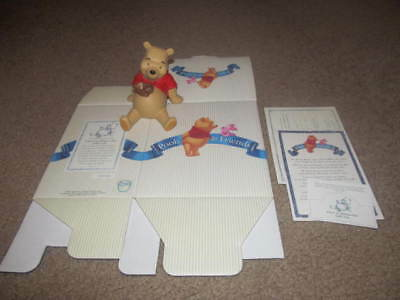 Pooh and Friends Fall 1999 Catalog Exclusive. I Love to Chitter Chat With You