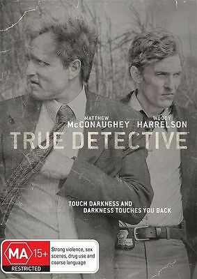 True Detective : Season 1 (DVD, 2014, 3-Disc Set)