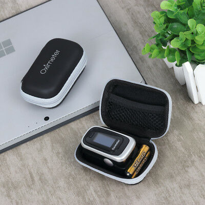 Portable SpO2 bag, Carrying Case, Pouch,Storage box For fingertip Pulse oximeter