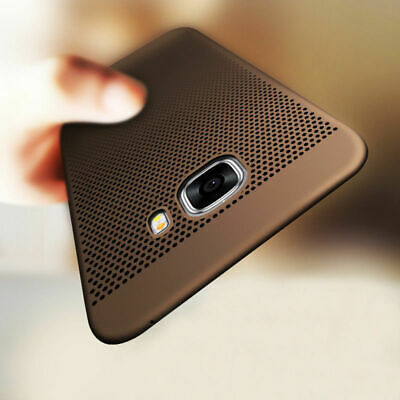 For Samsung Galaxy S6 Edge Plus Luxury Hybrid Ultra Slim Shockproof Case Cover